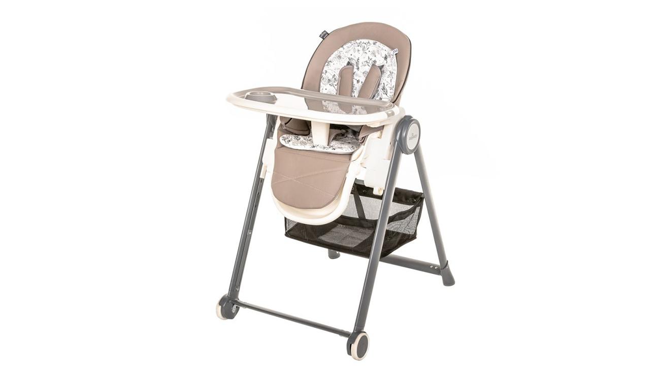 Krzesełko do karmienia Baby Design Penne Beige