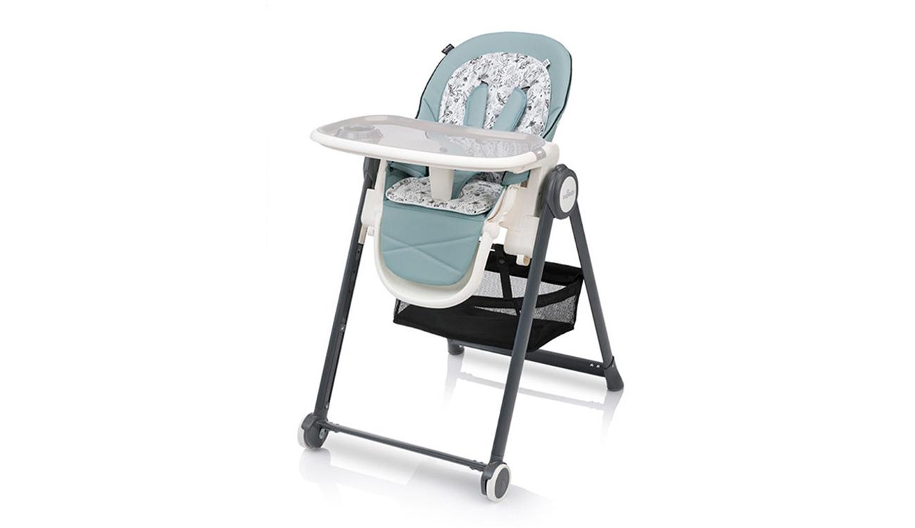 Krzesełko do karmienia Baby Design Penne Turquoise