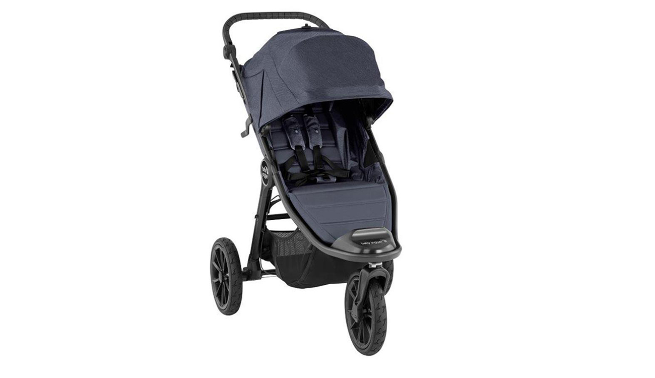 Wózek spacerowy Baby Jogger City Elite 2 Carbon