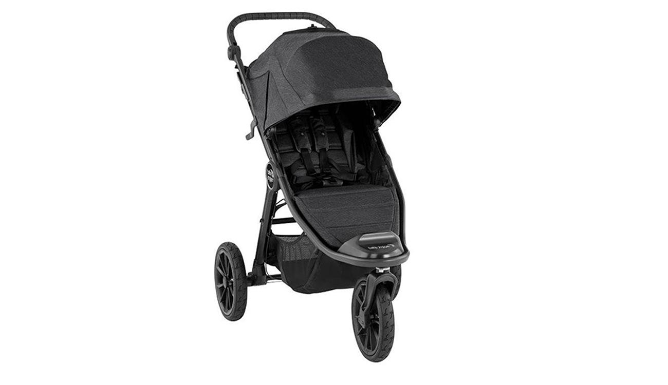 Wózek spacerowy Baby Jogger City Elite 2 Granite