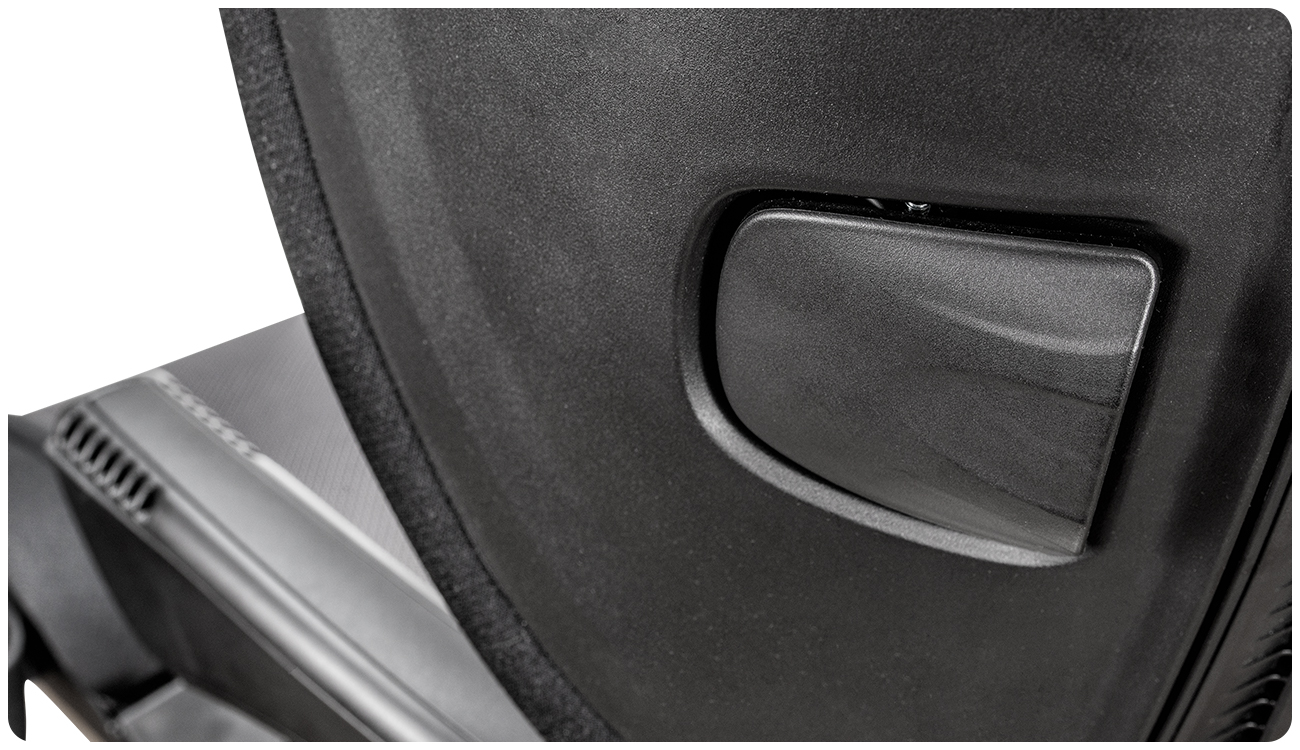 System ochrony bocznej w foteliku samochodowym15-36 kg Baby Safe Chart Black