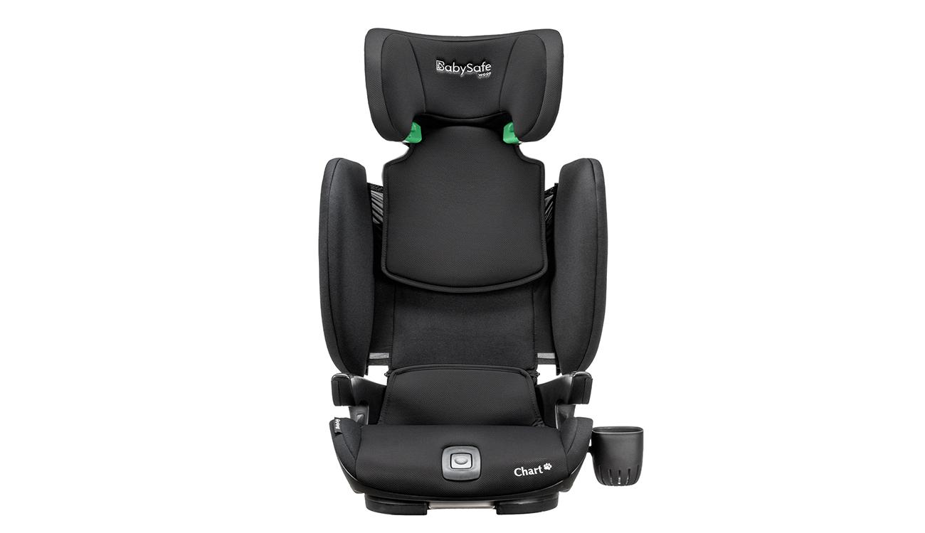 Regulacja fotelika samochodowego 15-36 kg Baby Safe Chart Black