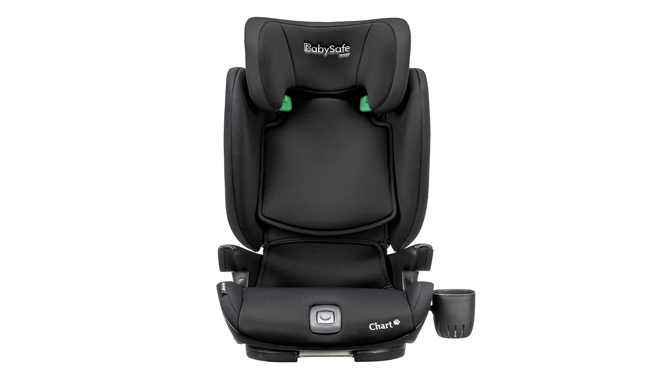Fotelik samochodowy 15-36 kg Baby Safe Chart Black