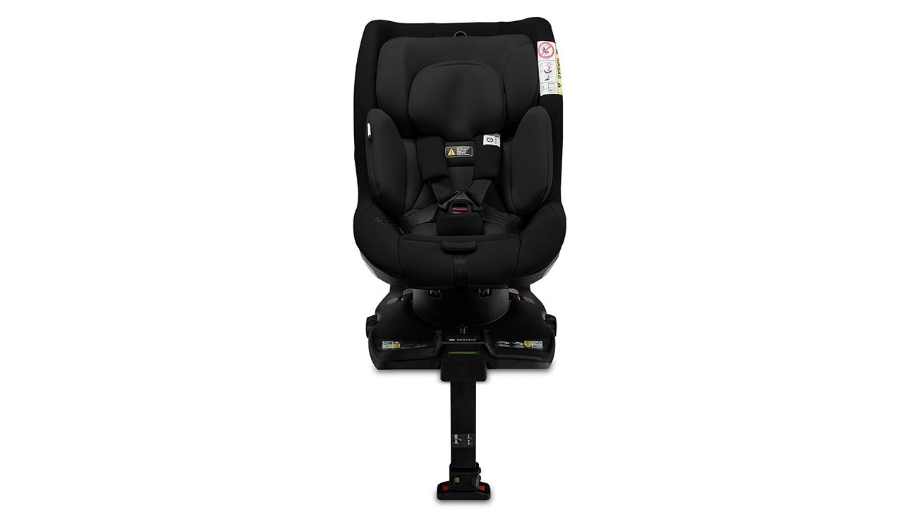 Komfort użytkowania fotelika samochodowego 0-18 kg Concord Balance i-Size Shadow Black