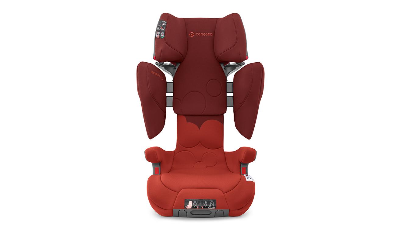 Fotelik samochodowy 15-36 kg Concord Transformer XT Plus Autumn Red