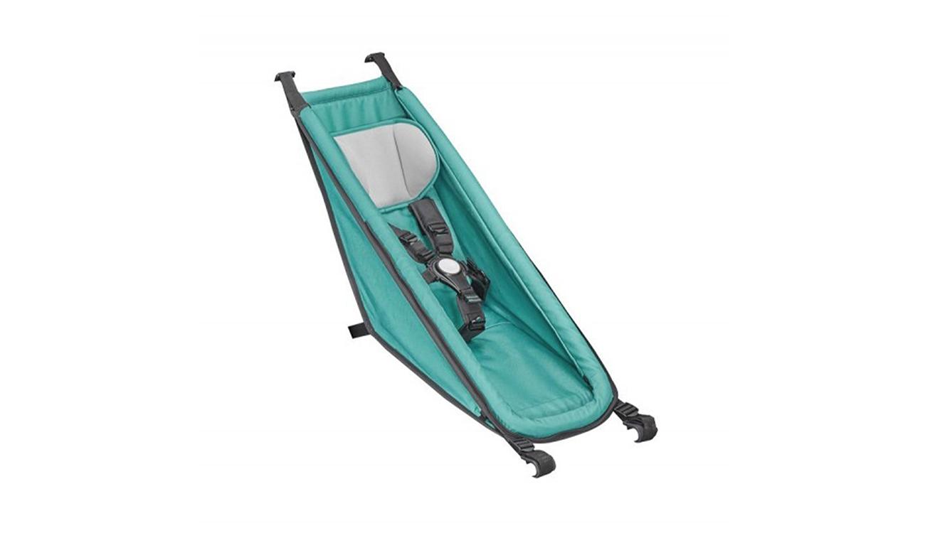 Hamak Croozer Baby Seat 2014-2020 Arctic Green