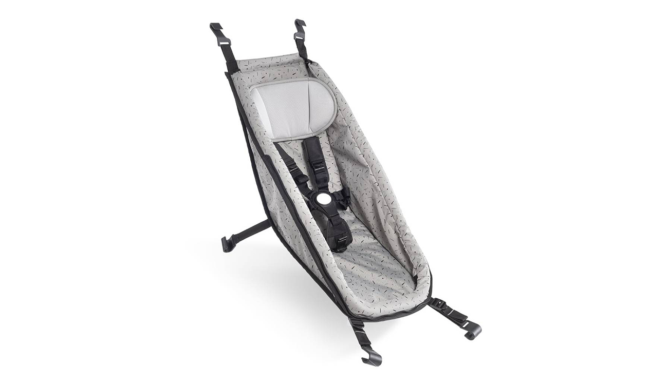Hamak Croozer Baby Seat 2014-2020 Stone Grey