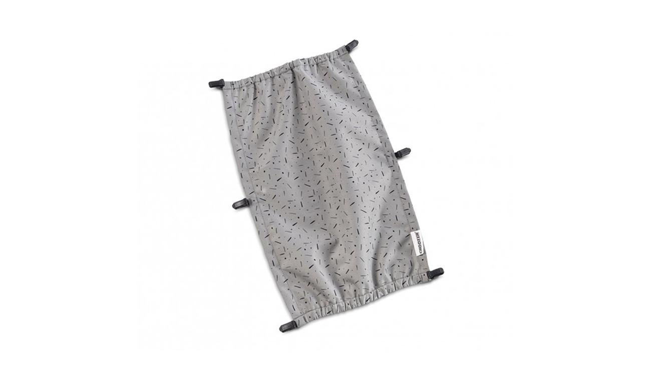 Osłona przeciwsłoneczna Sun Cover do Croozer Kid 1 Stone Grey