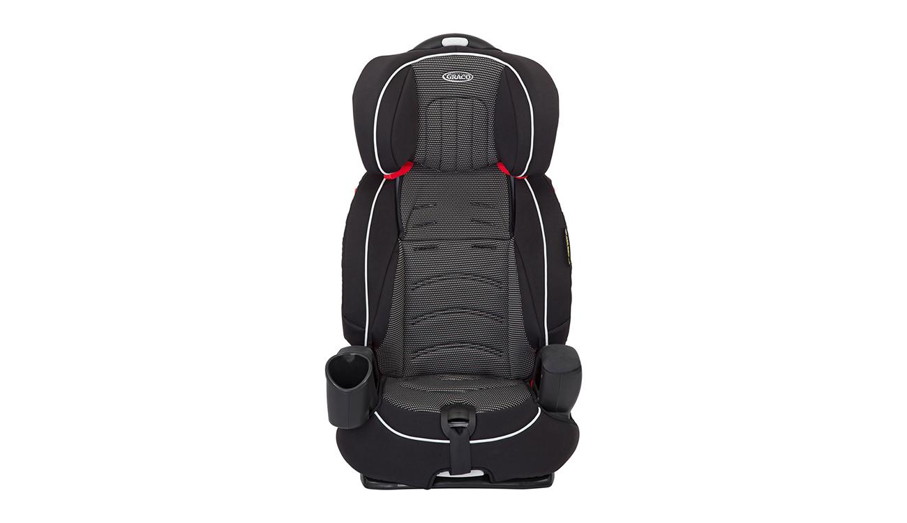 Fotelik samochodowy 9-36 kg Graco Nautilus Elite Black