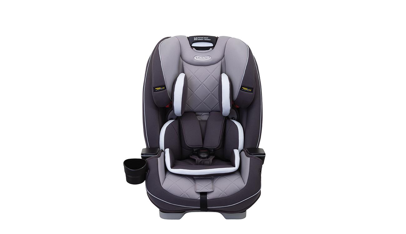 Fotelik samochodowy 0-36kg Graco SlimFit LX Iron