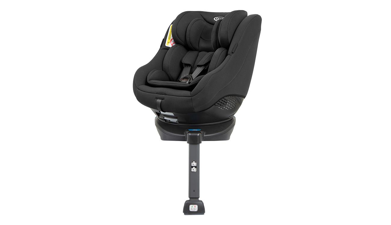 Fotelik samochodowy 0-18 kg Graco Turn2Me Black