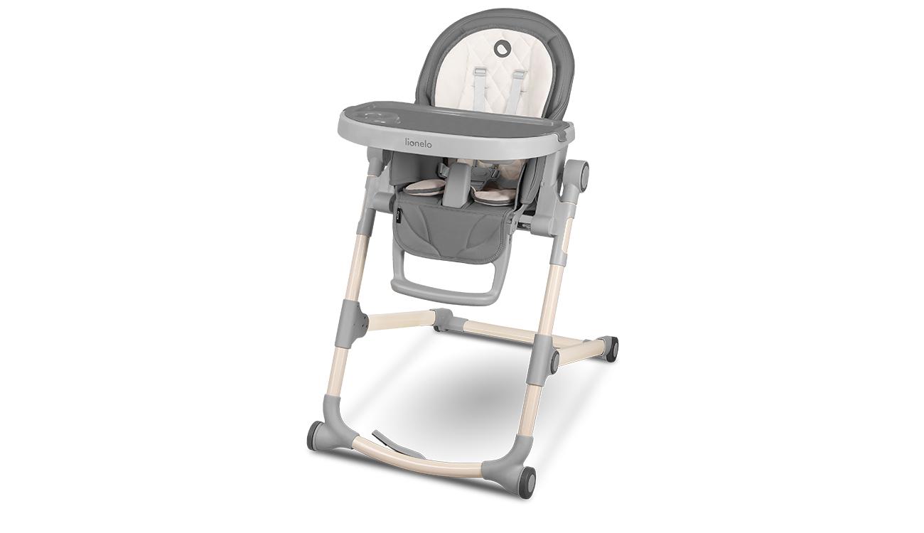 Krzesełko do karmienia Lionelo Cora Stone