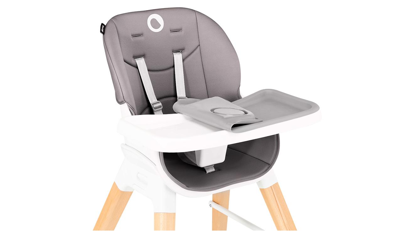 Krzesełko do karmienia Lionelo Mona Stone