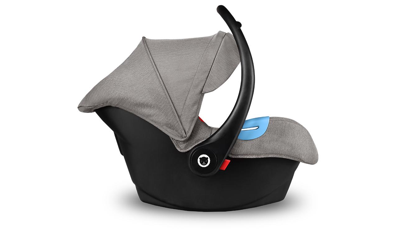 Nosidełko dla niemowlaków Lionelo Greet Carrier Latte