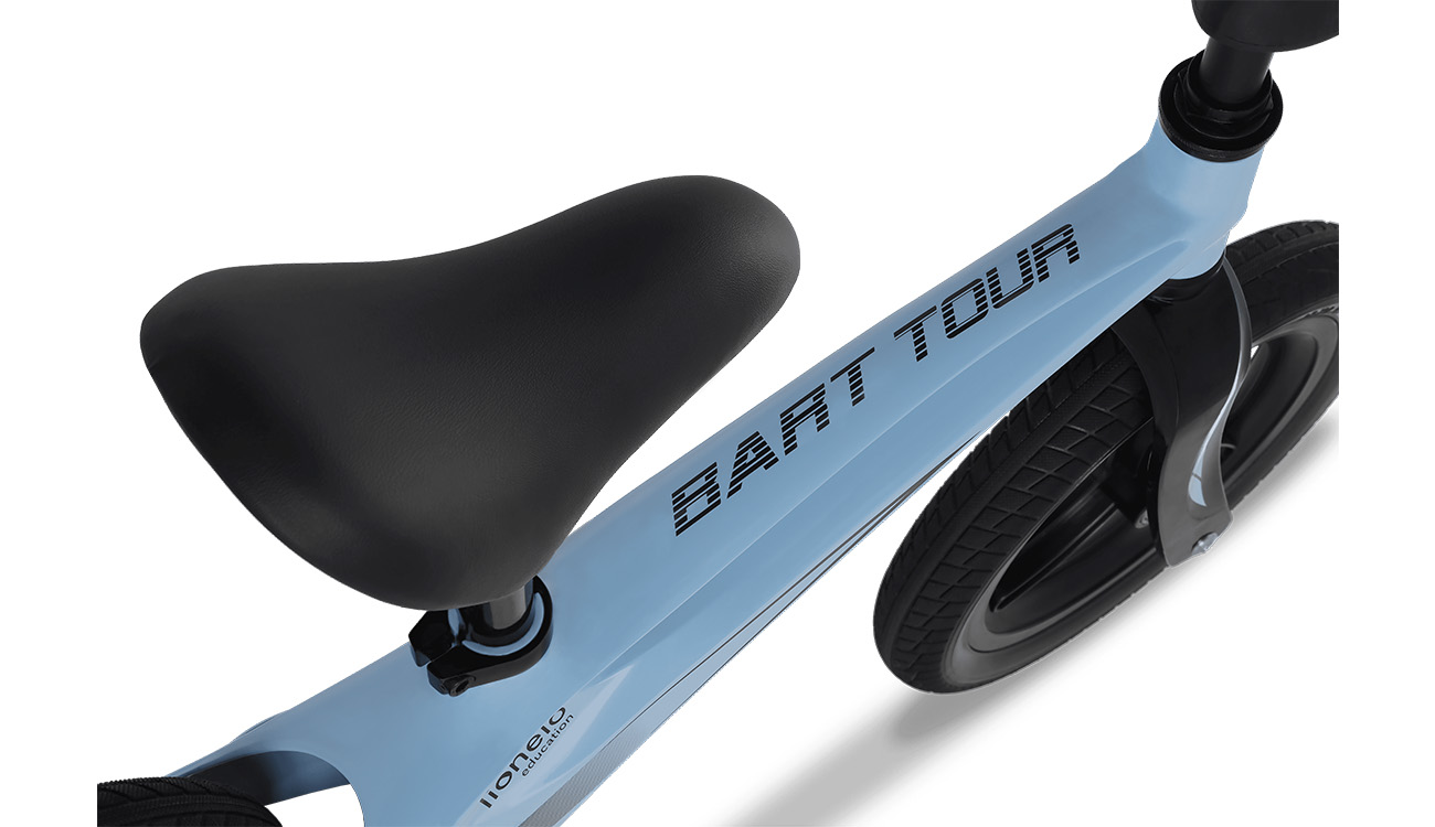 Rowerek biegowy magnezowy Lionelo Bart Tour Blue Sky