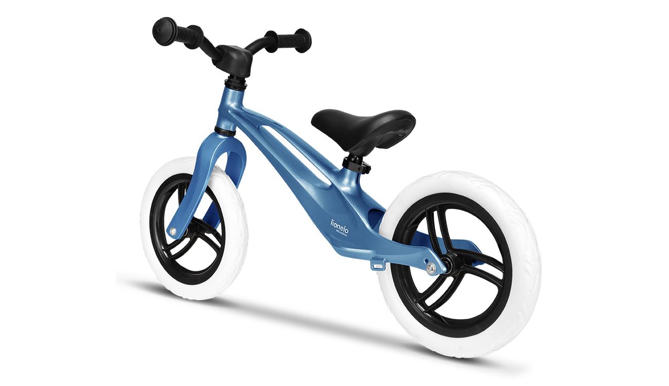 Rowerek biegowy Lionelo Bart Sky Blue