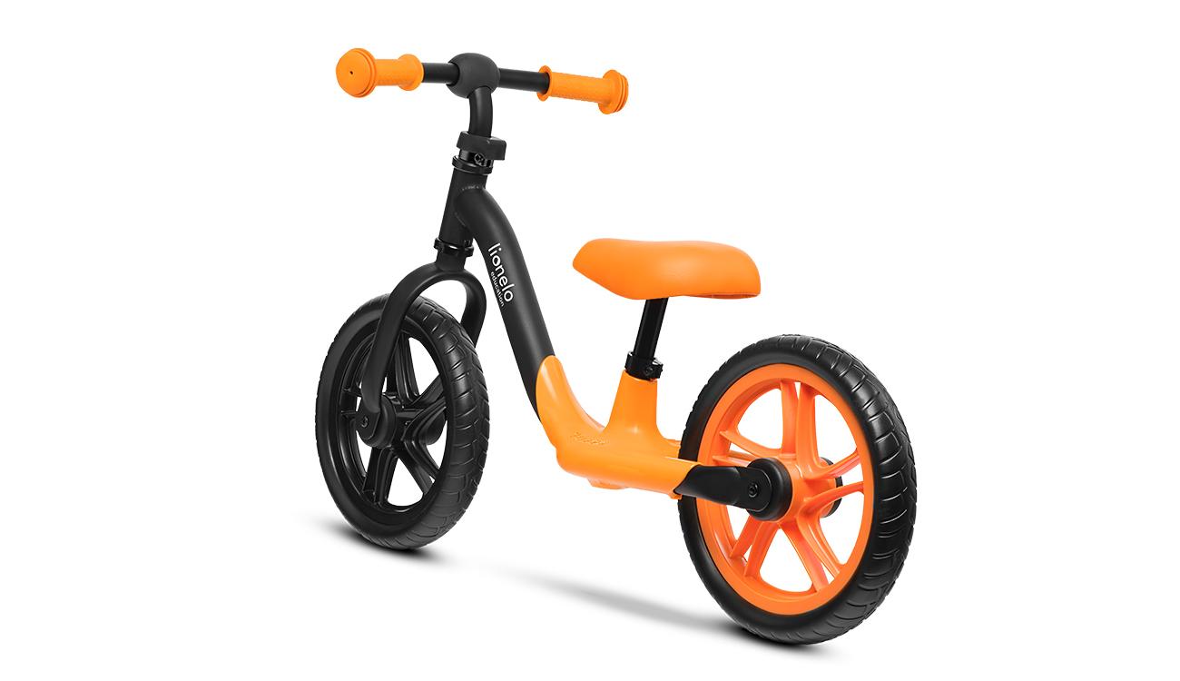 Rowerek biegowy Lionelo Alex Orange