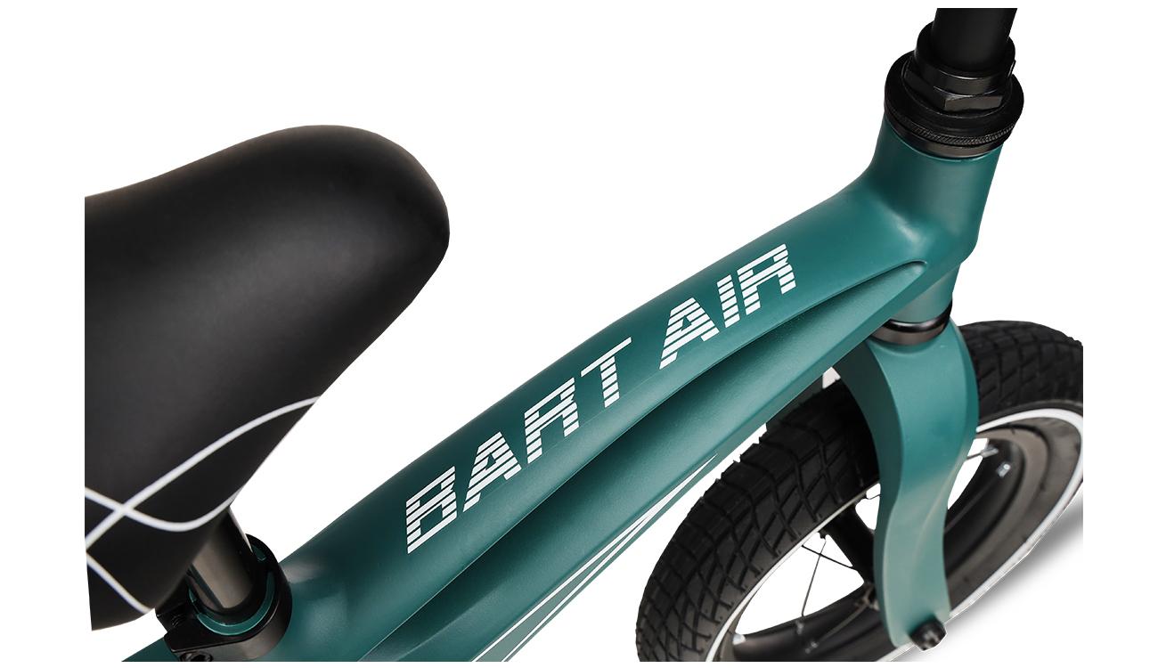 Rowerek biegowy magnezowy Lionelo Bart Air Green Forest