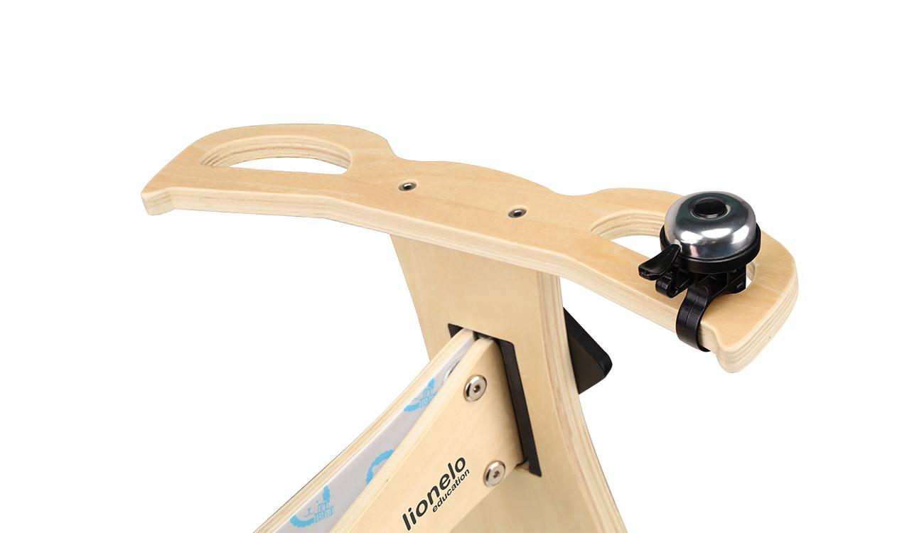 Rowerek biegowy drewniany Lionelo Willy Air Indygo