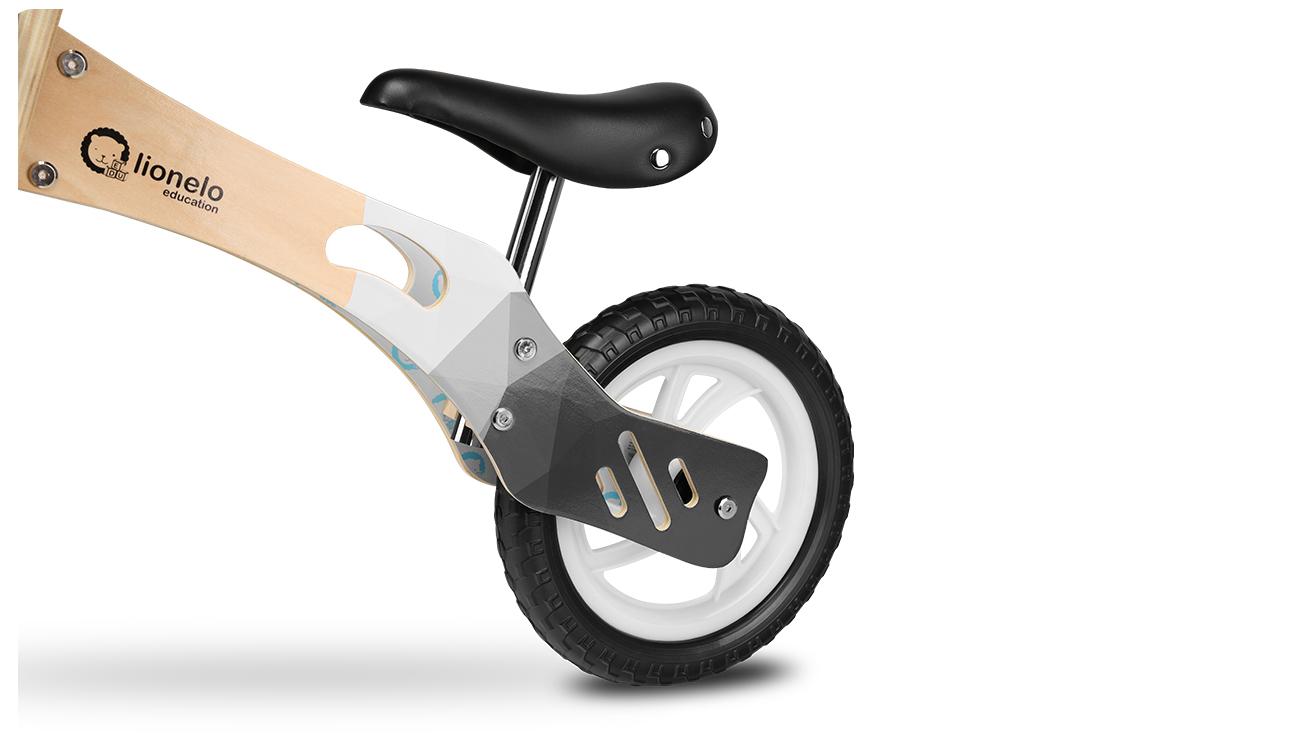 Rowerek biegowy drewniany Lionelo Willy Carbon