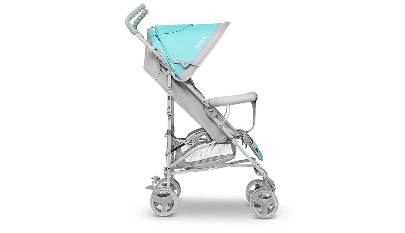 Wózek spacerowy Lionelo Elia Tropical Turquoise