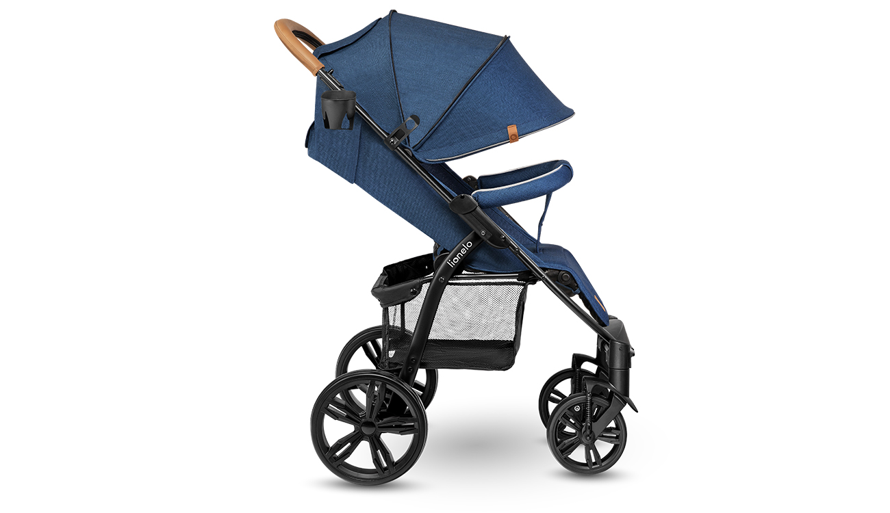 Wózek spacerowy Lionelo Annet Blue Denim