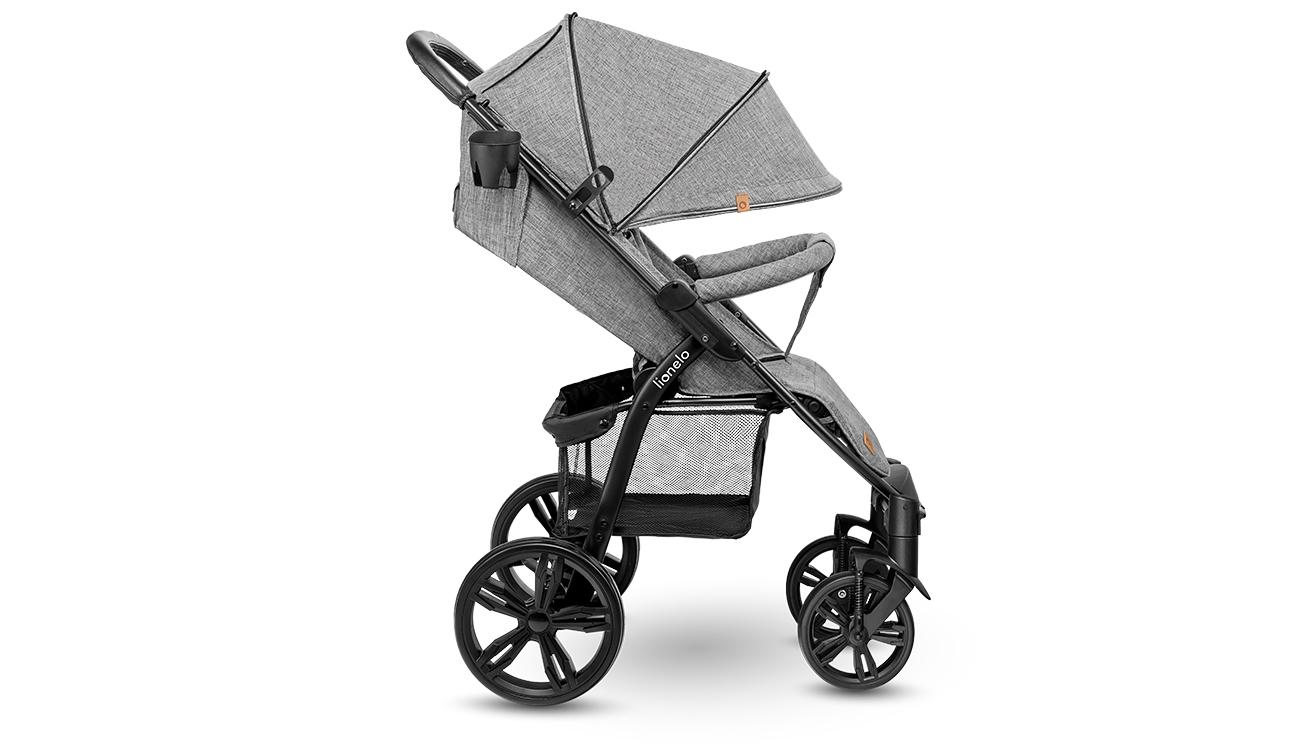 Wózek spacerowy Lionelo Annet Plus Concrete