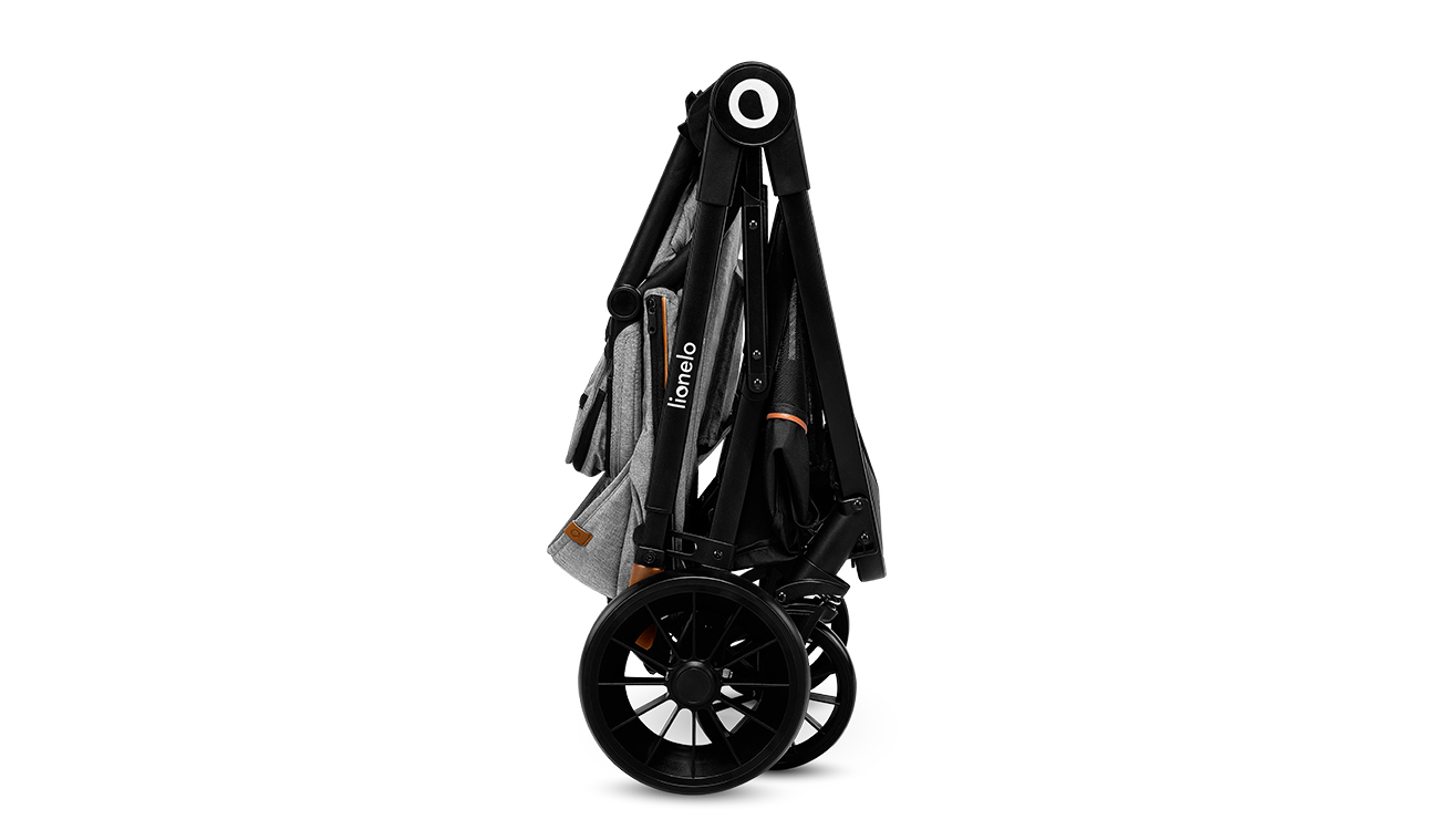 Wózek spacerowy Lionelo Dani Grey Stone