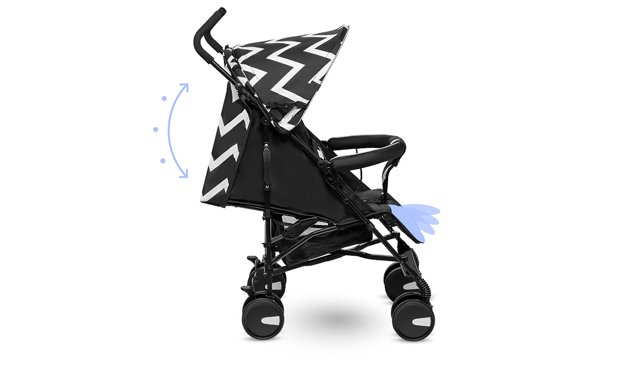 Wózek spacerowy Lionelo Elia Oslo