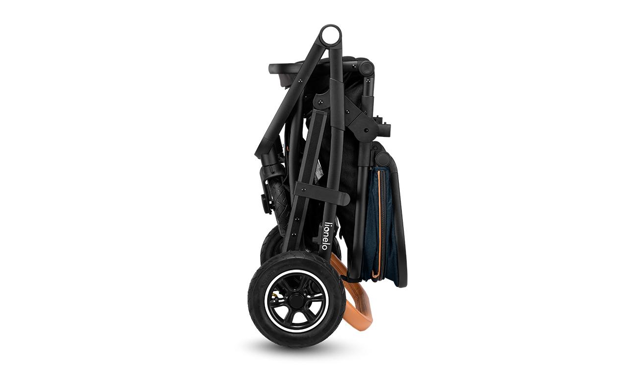 Wózek wielofunkcyjny Lionelo Amber 2w1 Blue Navy