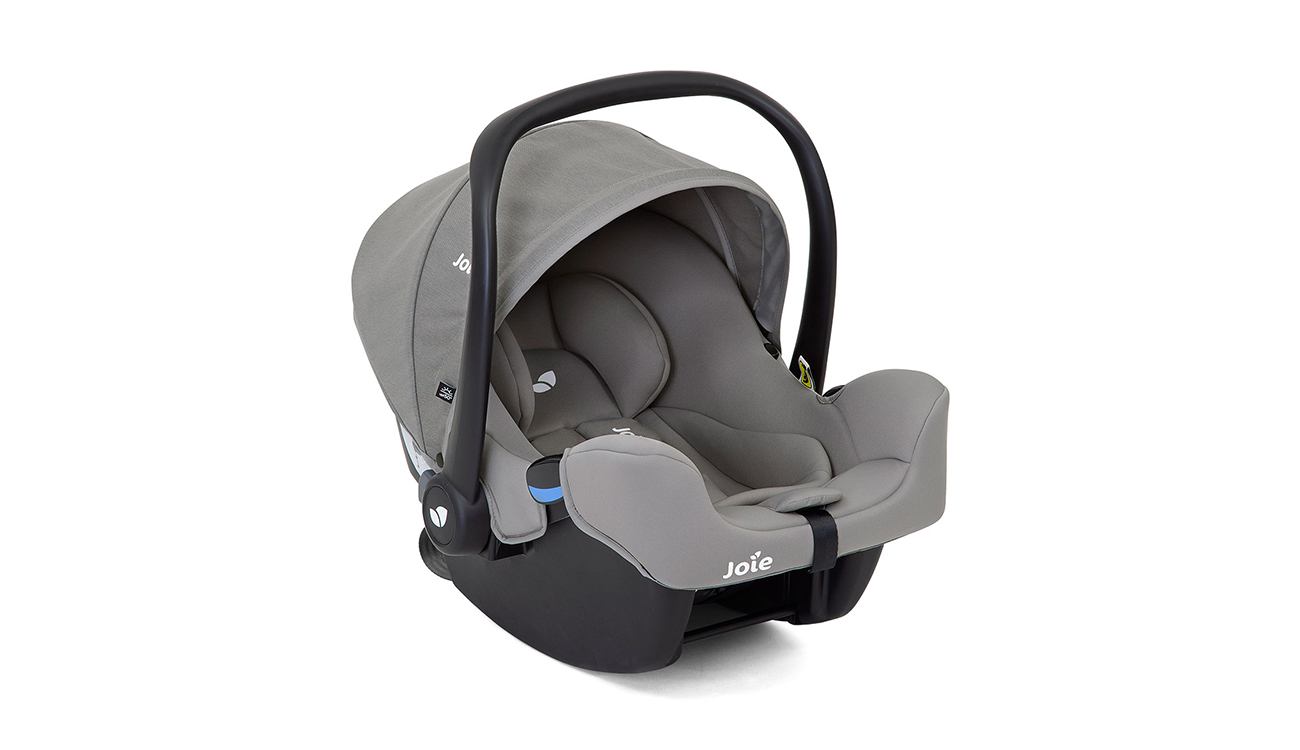 Nosidełko dla niemowlaków Joie I-Snug Grey Flannel