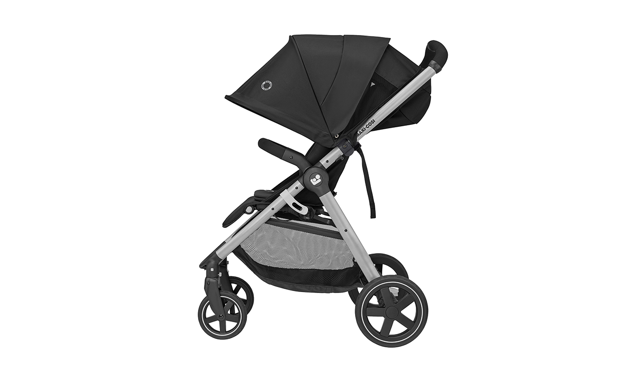 Wózek spacerowy Maxi-Cosi Gia Essential Black