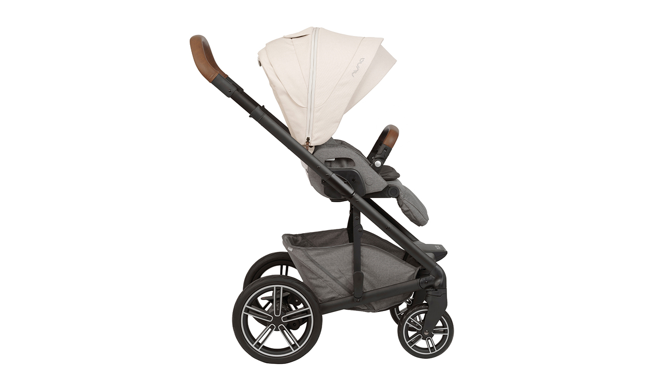Wózek spacerowy Nuna Mixx Brich