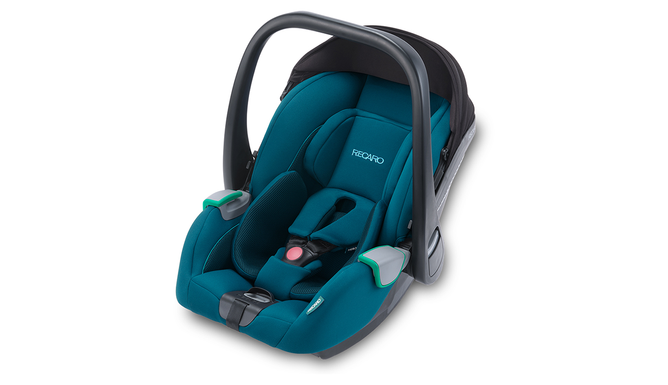 Nosidełko Recaro Avan i-Size Select Teal Green