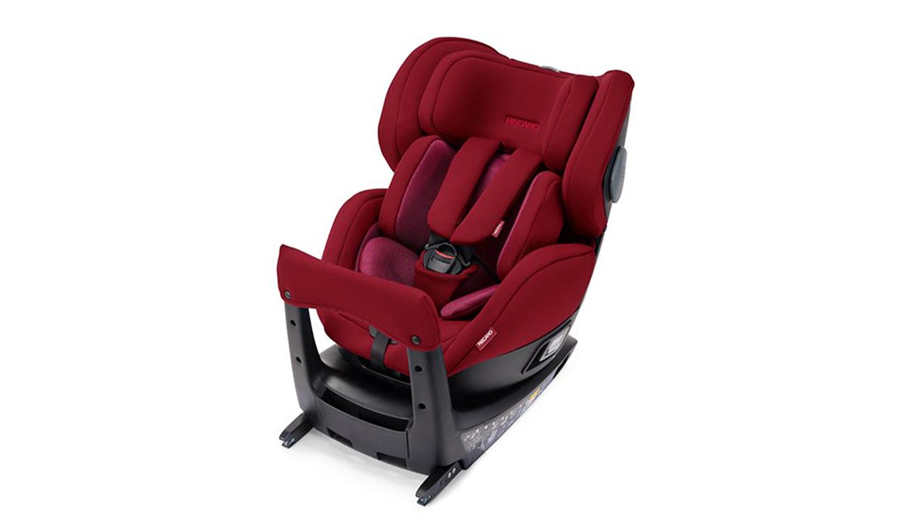 Fotelik samochodowy Recaro Salia i-Size Select Garnet Red