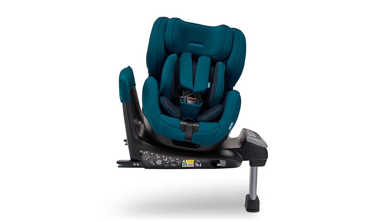 Fotelik samochodowy Recaro Salia i-Size Select Teal Green