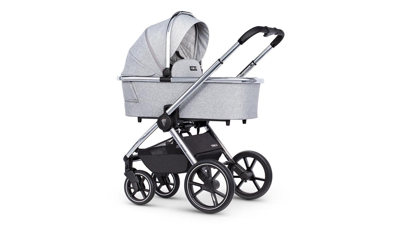 Wózek wielofunkcyjny Venicci Tinum SE 2w1 City Grey