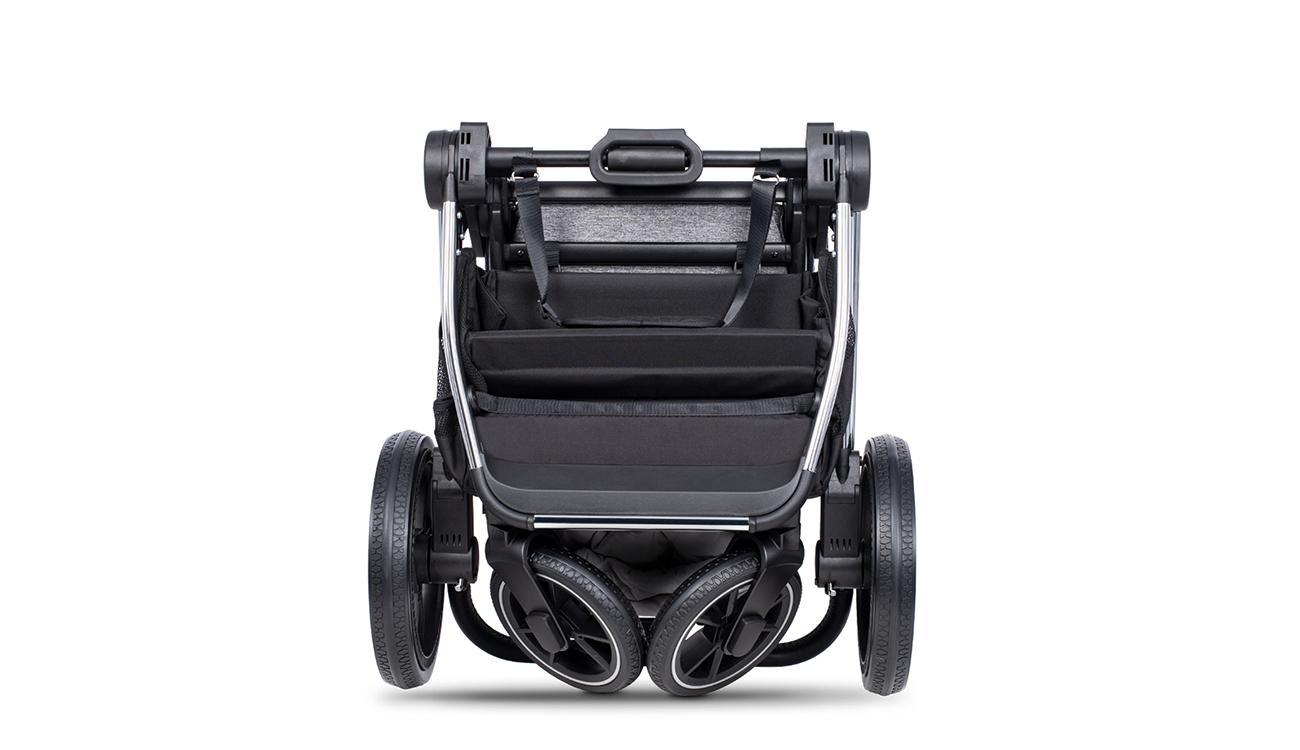Wózek wielofunkcyjny Venicci Tinum SE 2w1 Rock Graphite